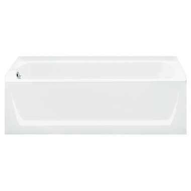 Sterling by Kohler Ensemble 32.13'' Soaking Bathtub; White