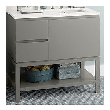 Ronbow Chloe 36'' Single Bathroom Vanity Base
