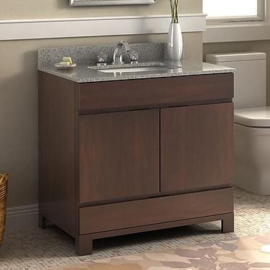 Lanza Oxford 36'' Single Bathroom Vanity Set
