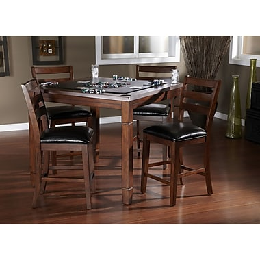 American Heritage Rosa 5 Piece Counter Height Dining Set
