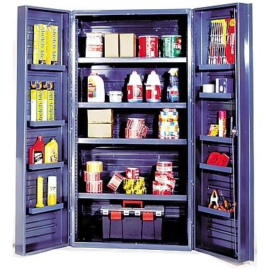 Quantum 72'' H x 36'' W x 24'' D Wide Welded Storage Cabinet