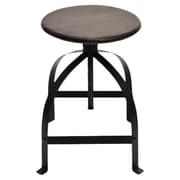 Coast to Coast Imports Adjustable Height Swivel Bar Stool