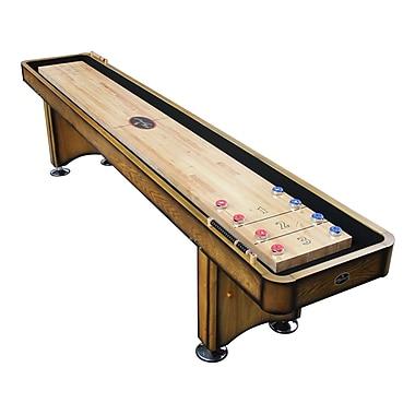 Playcraft Georgetown Shuffleboard in Honey; 12' D