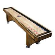 Playcraft Georgetown Shuffleboard in Honey; 16' D