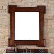 James Martin Furniture Marrakesh Mirror; 48'' H x 43'' W x 1.2'' D