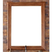 James Martin Furniture Pasadena 34'' H x 44.3'' W Mirror; 44.3'' H x 35'' W x 1.25'' D