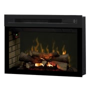 Dimplex Multi-Fire XD Wall Mounted Electric Fireplace; Realogs