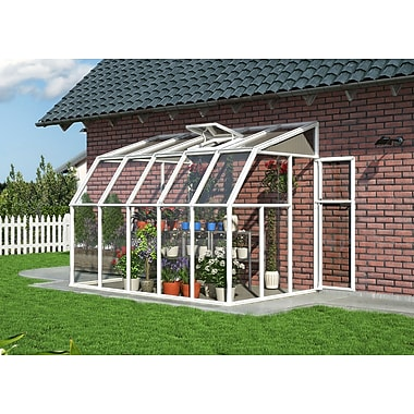 Rion Sun Room 2 6 Ft. W x 12 Ft. D Greenhouse