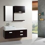 Kokols 51.5'' Single Bathroom Vanity Set w/ Mirror