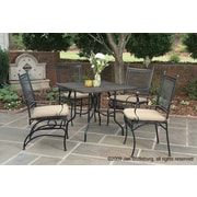 Paragon Casual Caledonia 84'' Oval Mesh Table