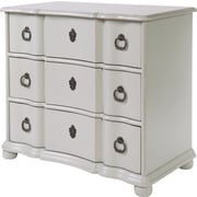 HeatherBrooke 3 Drawer Accent Chest