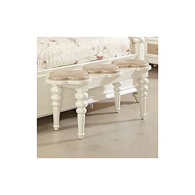 Najarian Furniture Paris Bedside Upholstered Bench
