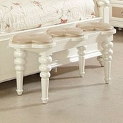 Najarian Furniture Paris Bedside Upholstered Bench