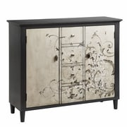 Stein World Graham 4 Drawer 2 Door Cabinet