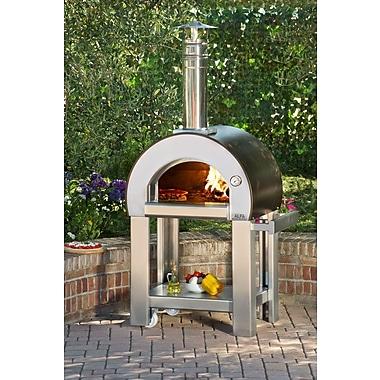 Alfa Pizza Forno 5 Wood Burning Pizza Oven; Copper