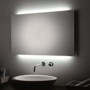 WS Bath Collections LED Wall Bathroom Mirror; 23.6'' H x 31.5'' W x 1.5'' D