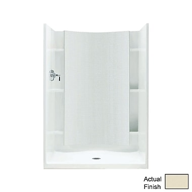 Sterling by Kohler Accord Shower Kit; High Gloss Biscuit