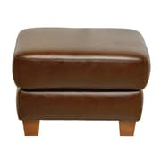 Luke Leather Jennifer Leather Ottoman