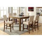 Hokku Designs Casiodoro 7 Piece Counter Height Pub Dining Set