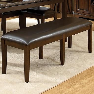 Standard Furniture Bella Upholstered Bench