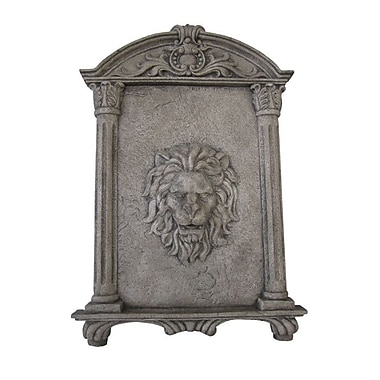 Bellini Prata Lion Wall Decor