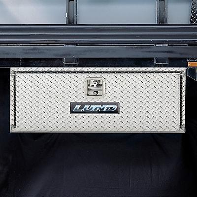Lund Inc. Underbody Truck Tool Box; Silver
