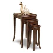 Fairfield Chair Minuette 3 Piece Nesting Tables
