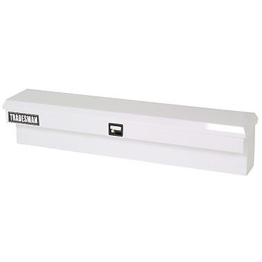 Lund Inc. Single Lid Side Mount Box; White
