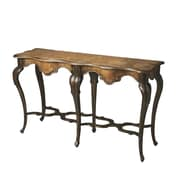 Butler Wentworth Console Table; Old Spanish Mission