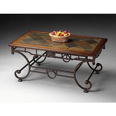Butler Metalworks Coffee Table