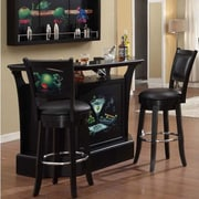 ECI Furniture Goddard Series Bar w/ Wine Storage
