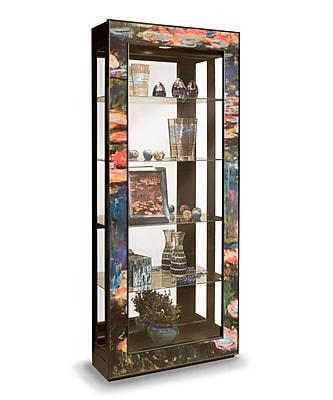 Philip Reinisch Co. ArtWorks Lighted Curio Cabinet