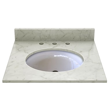 Sagehill 25'' Single Bathroom Vanity Top