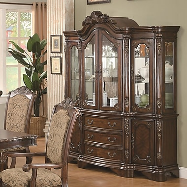 Wildon Home Fenland China Cabinet