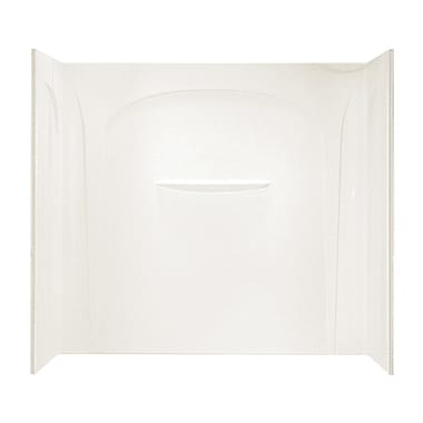 Sterling by Kohler Acclaim 3-Piece Wall Set; Biscuit