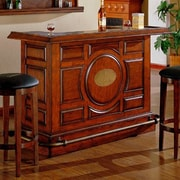 ECI Furniture Guinness Deluxe Bar w/ Wine Storage