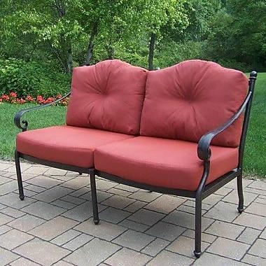 Oakland Living Berkley Deep Seating Loveseat w/ Cushions