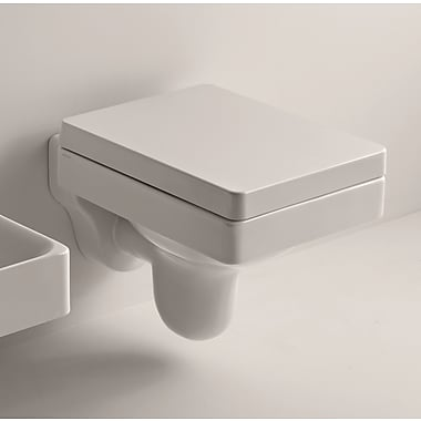 WS Bath Collections Cento Wall Hung Toilet Bowl