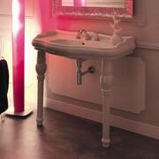 WS Bath Collections Kerasan Retro 39'' Single Console Bathroom Vanity Set; One Faucet Hole