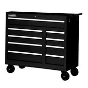 International Workshop Series 42''W 9-Drawer Tool Chest; Black