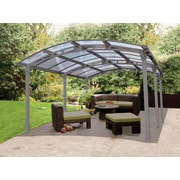 Palram Arcadia 5000 12 Ft. x 16.5 Ft. Canopy by