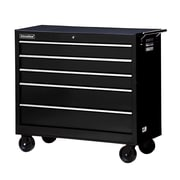 International Workshop Series 41.5''W 5-Drawer Tool Chest; Black