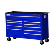 International Workshop Series 53.5''W 10-Drawer Tool Chest; Blue