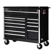 International Tech Series 43.25''W 11-Drawer Tool Chest; Black