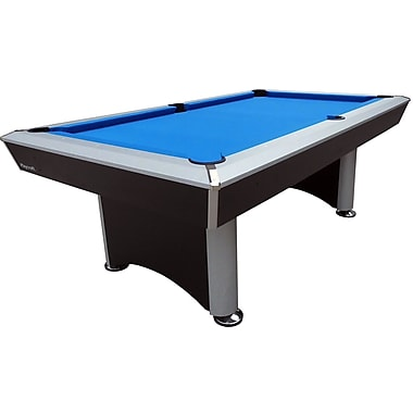 Playcraft Sprint 7' Pool Table; Blue