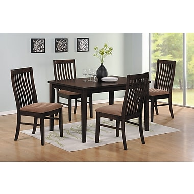 Woodhaven Hill Hale Dining Table; 29.25'' H x 48'' W x 36'' D