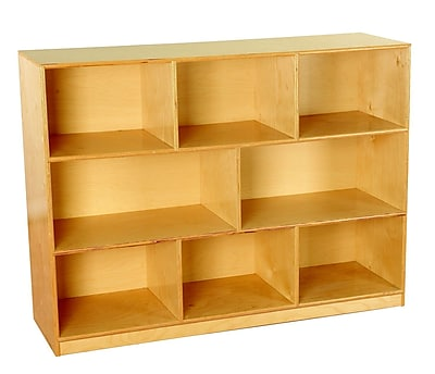 Childcraft 8 Compartment Cubby w/ Casters