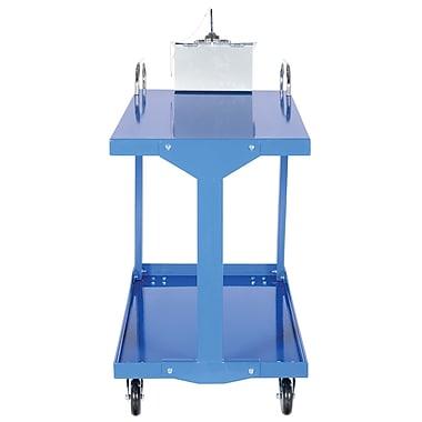 Vestil Easy Access Utility Cart w/ Table