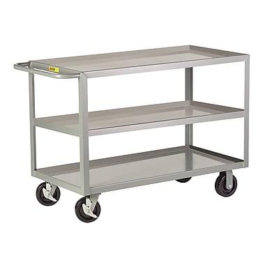 Little Giant USA 30'' x 65.5'' 3 Shelf Heavy Duty Utility Cart
