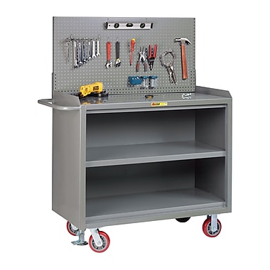 Little Giant USA Mobile Service 54''W Steel Top Workbench
